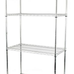 Wire & Metal Shelving