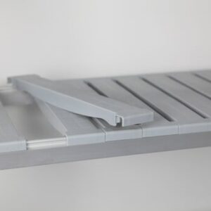 450mm Plastic Shelf Insert: 75mm x 450mm