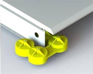 Yellow Gondola Skate