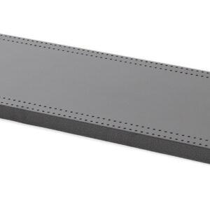 White Metal 450mm Shelf