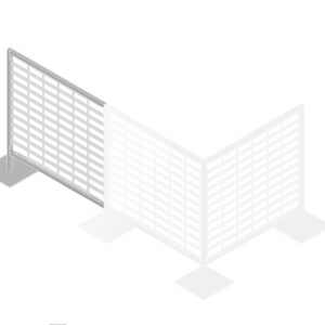 White Add-on Bay - Queuing Systems