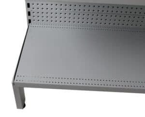 Single Sided 450mm(D) + Base Shelf