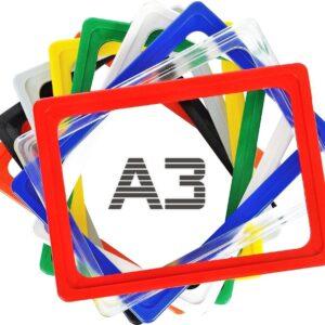 A3 Plastic Sign Holder