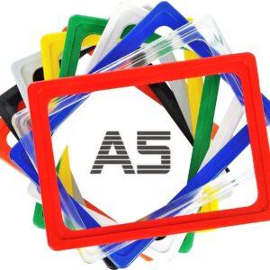 A5 Plastic Sign Holder