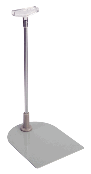 Aluminium Stand & Base 300mm