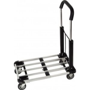 Collapsible Aluminium Hand Trolley 930mm H x 420mm W x 710mm L