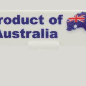 Standard Overrider 'Product of Australia'