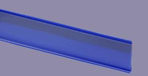 Ticket Stripping 26x914mm BLUE
