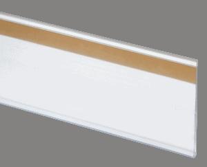 Ticket Stripping 52x1200mm CLEAR