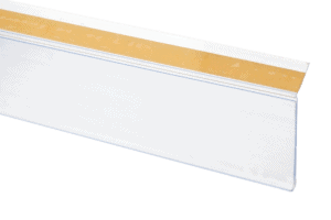 Top Mount Strip 39x1200mm CLEAR