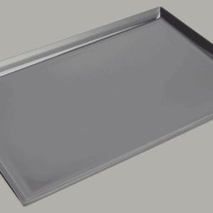 Square Corner Tray 350x240mm BLACK