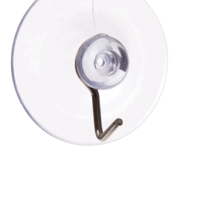 Suction Cup With Hook 40mm