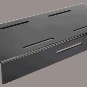 Black Step Riser 600x240x80mm