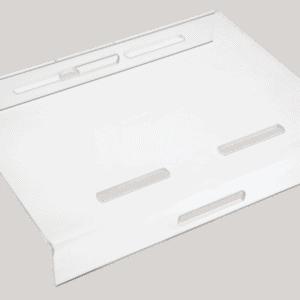 Clear Step Riser 300x250x40mm