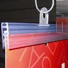 Pos Grip Hanger 1200mm CLEAR