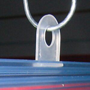 Pos Grip Hanger Clip CLEAR