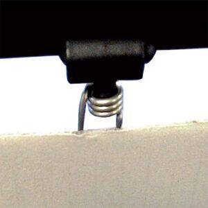 S/Steel Ticket Pin
