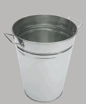 Gal Metal Bucket Large