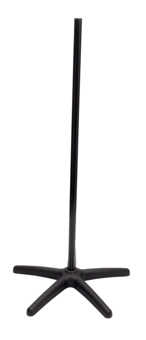 Floor Stand Small (Pole and Base Only) 1200 x 760mm