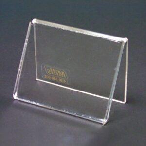 Acrylic Card Display Holder