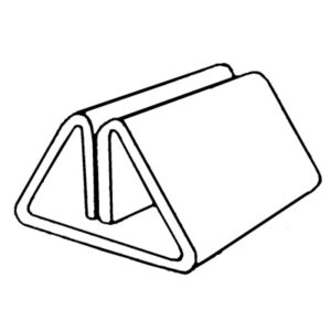 Acrylic Card Holder BLACK