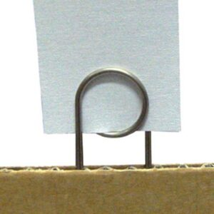 Stainless Steel Cardholder Pin