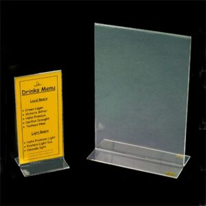 Card Holder Double Sided DL