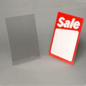 Card Holder Economy Single Sided A6