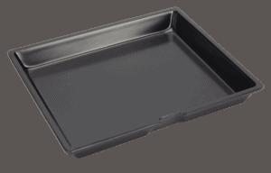 Smart Bowl Insert Size 2  250 x 300mm BLACK