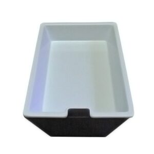 Smart Bowl Size 1 150x250x75mm WHITE R/O