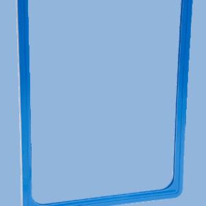 Ticket Frame A4 Portrait ROYAL BLUE