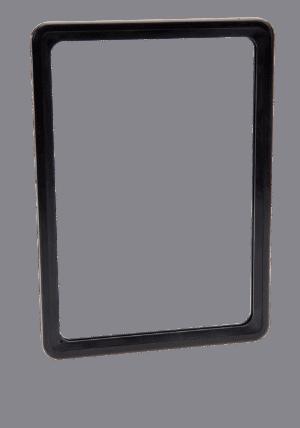 Ticket Frame A5 Portrait BLACK