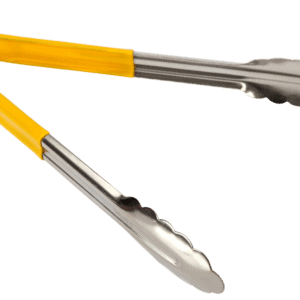 Stainless Steel Tong 300m YELLOW