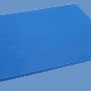 Chopping Board 510x380x13mm BLUE