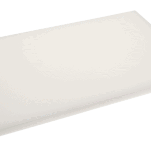 Chopping Board 530x325x20mm WHITE