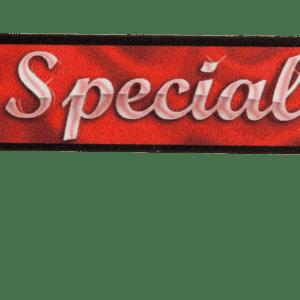 Standard Overrider 'Special' 25x90mm