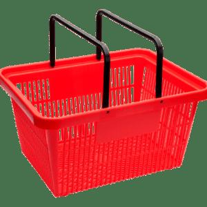 Handy Basket Standard RED