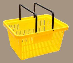 Handy Basket Standard YELLOW