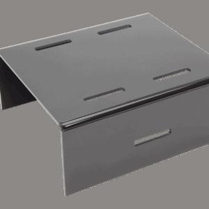 Black Step Riser 300x250x120mm