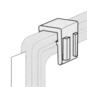 Ticket Frame Adaptor Clip