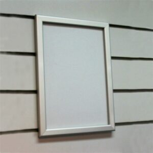 Standard Snap Frame w Double Sided Tapes on Back A1