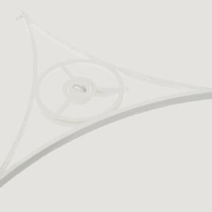 Trimobile - White Single Unit
