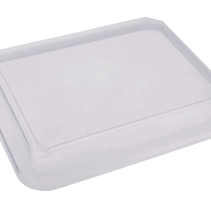 Scallop Lid Clear 310x250mm