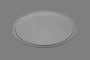 Slate Platter Round 285mm diam