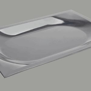 Zest Tray Standard 395x265x30mm BLACK