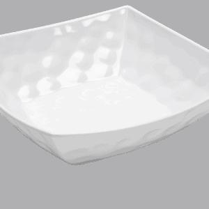 Hammered Square Bowl 1.7L