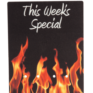Promotional Ticket 'This Week's Special' 90x120mm