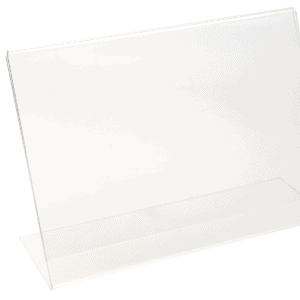 Card Holder Single Sided  A4 Landscape