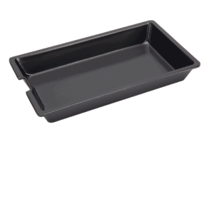 Smart Bowl Insert Size 1  150x250mm BLACK