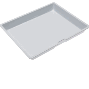 Smart Bowl Insert Size 2  250 x 300mm WHITE